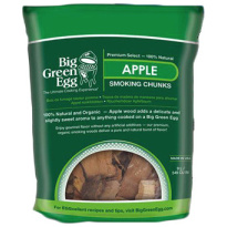 Big Green Egg Hout Chunks Apple