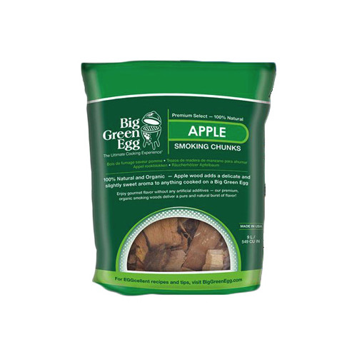 Big Green Egg Hout Chunks Apple