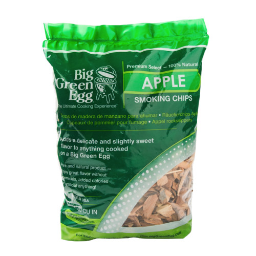 Big Green Egg Houtsnippers Apple
