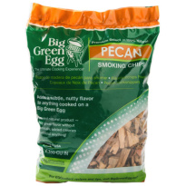 Big Green Egg Houtsnippers Pecan