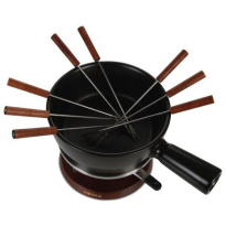 Boska Nero XL Fondue Set