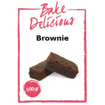 Brownie mix 500 gram