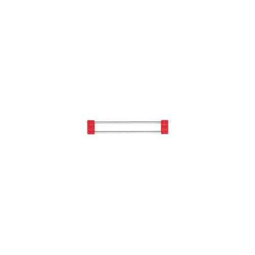 Drip.line Afdruiphulp Rood