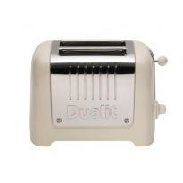 Dualit 2 slots Lite Toaster Wit