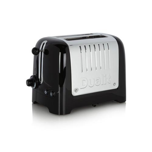 Dualit 2 slots Lite Toaster Zwart