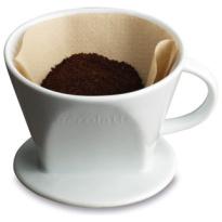 Koffiefilterhouder nummer 2 porselein