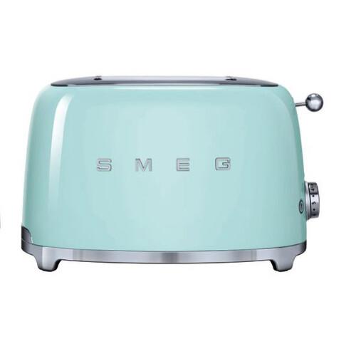 Smeg Broodrooster 2x2 Watergroen
