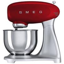 Smeg Keukenmachine Rood SMF02RDEU