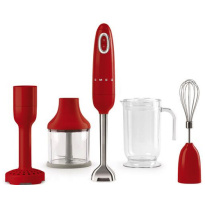 Smeg Staafmixer Rood 5-delig
