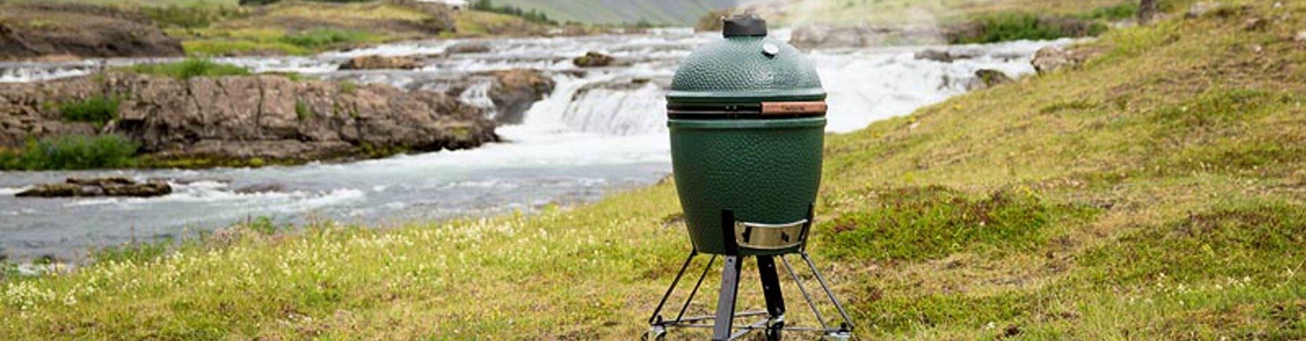 Big green egg-banner