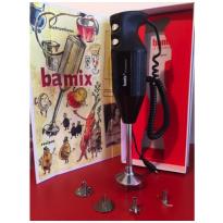 Bamix M250 jubileum Zwart