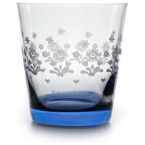 Bunzlau Castle Glas Marrakesh-Blauw-300ml