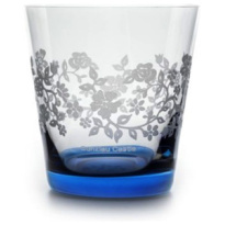 Glass Summer Breeze Blue