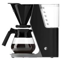 Espressions Junior filterkoffiemachine Zwart