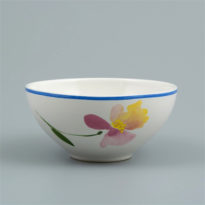 Flora Castle Bowl Ruby Ø 13 cm