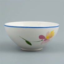 Flora Castle Bowl Ruby Ø 15 cm