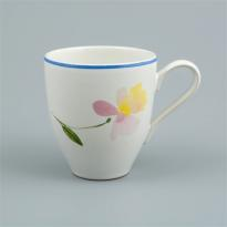 Flora Castle Tea Cup Ruby 450ml