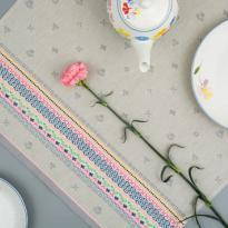 Table Runner Noa Grey