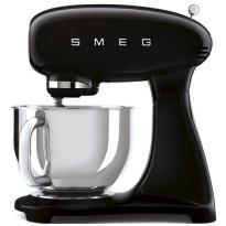 Smeg Keukenmachine Zwart SMF03BLEU