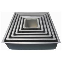 Bakvorm Vierkant | Rechthoek