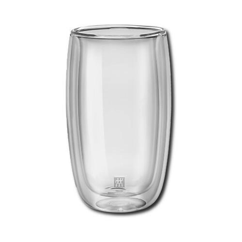 Dubbelwandig Latte Macchiato Glas 350ml 2stuks