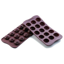 Easychoc Rose Mould SCG13