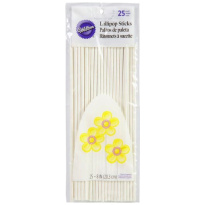 Lollipop Sticks 20cm pk/25