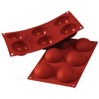 Bakvormen Siliconen