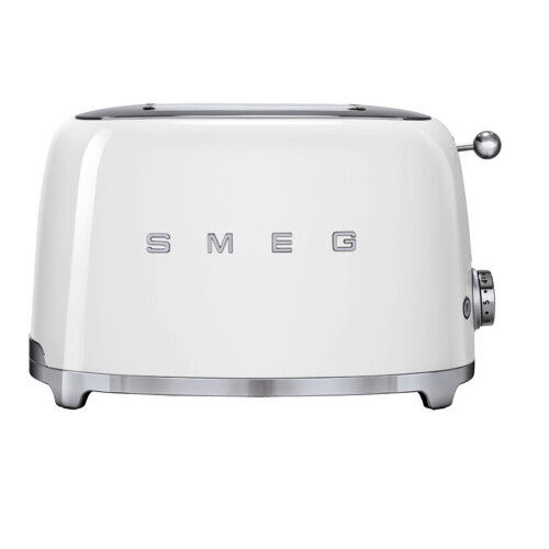 Smeg Broodrooster 2x2 Wit