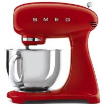 Smeg Keukenmachine Verzwaard Rood