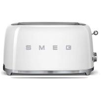 Smeg Toaster 2x4 Wit