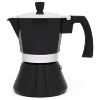 Espressomaker Tivoli Zwart 6cups