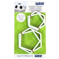 Football/Soccer Pattern Cutters