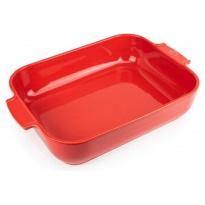 Ovenschaal 34 cm rood