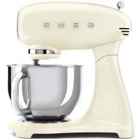 Smeg Keukenmachine verzwaard Creme