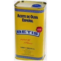 Betis Bak Olijfolie