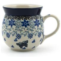 Mug Butterfly Center 240ml