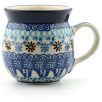 Mug Farmer Blue Coral 240ml