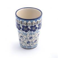 Mug Milk Blue Violets 240ml