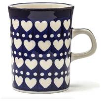 Mug Straight Blue Valentine 250ml