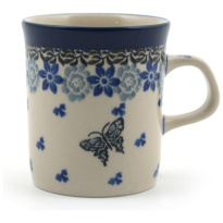 Mug Straight Butterfly Center 150 ml