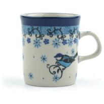 Mug Straight Fleur Délicate Bird 150 ml