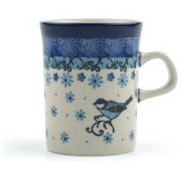 Mug Straight Fleur Délicate Bird 250ml