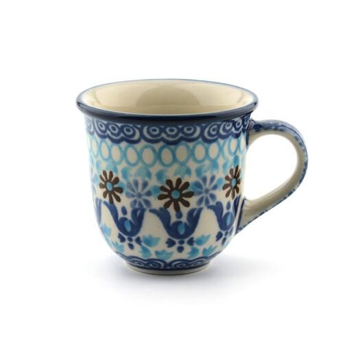 Bunzlau Castle Espresso kop-Blue-Coral-70ml