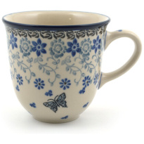 Mug Tulip Butterfly Center 340ml
