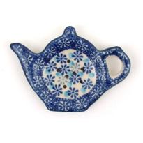 Teabag Dish Teapot Seville