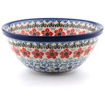 Bowl Red Violets 1270ml