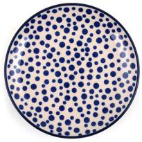 Plate Crazy Dots Ø20cm