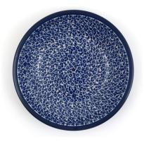 Plate Deep Indigo Ø21cm