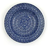 Plate Deep Indigo Ø23.5cm